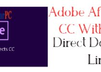 Adobe After Effects CC Crack Full Version