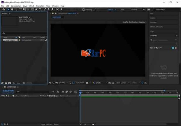Adobe After Effects CC Serial Key latest