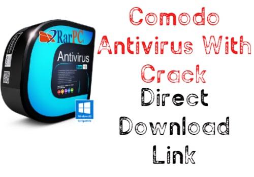 Comodo Antivirus full crack download
