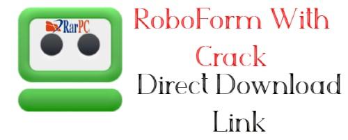 Roboform full crack