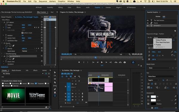 Adobe Premiere Pro CC License key