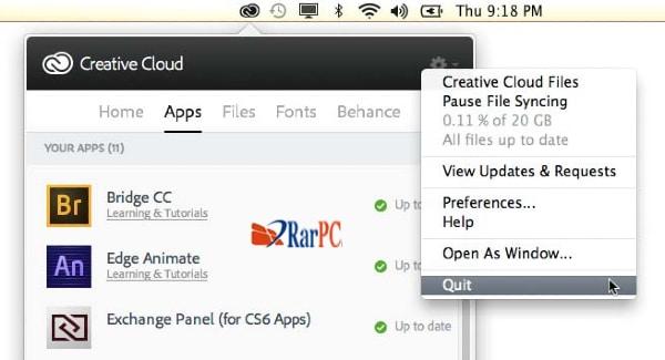 adobe creative cloud serial keygen
