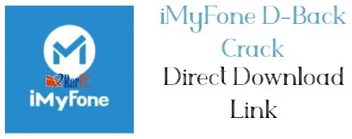 iMyFone D-Back Crack