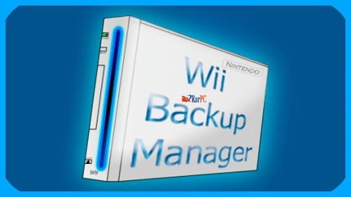 Wii Backup Manager Download