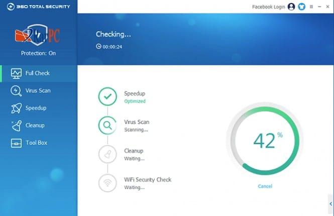 360 total security premium crack key
