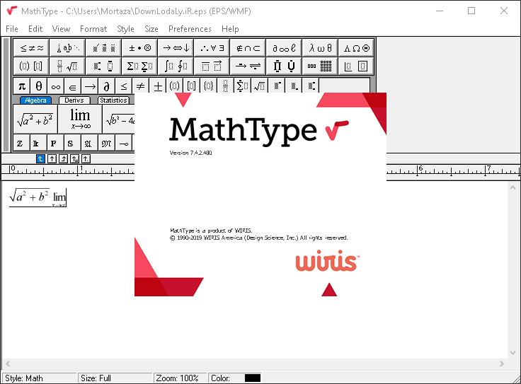 MathType keygen download